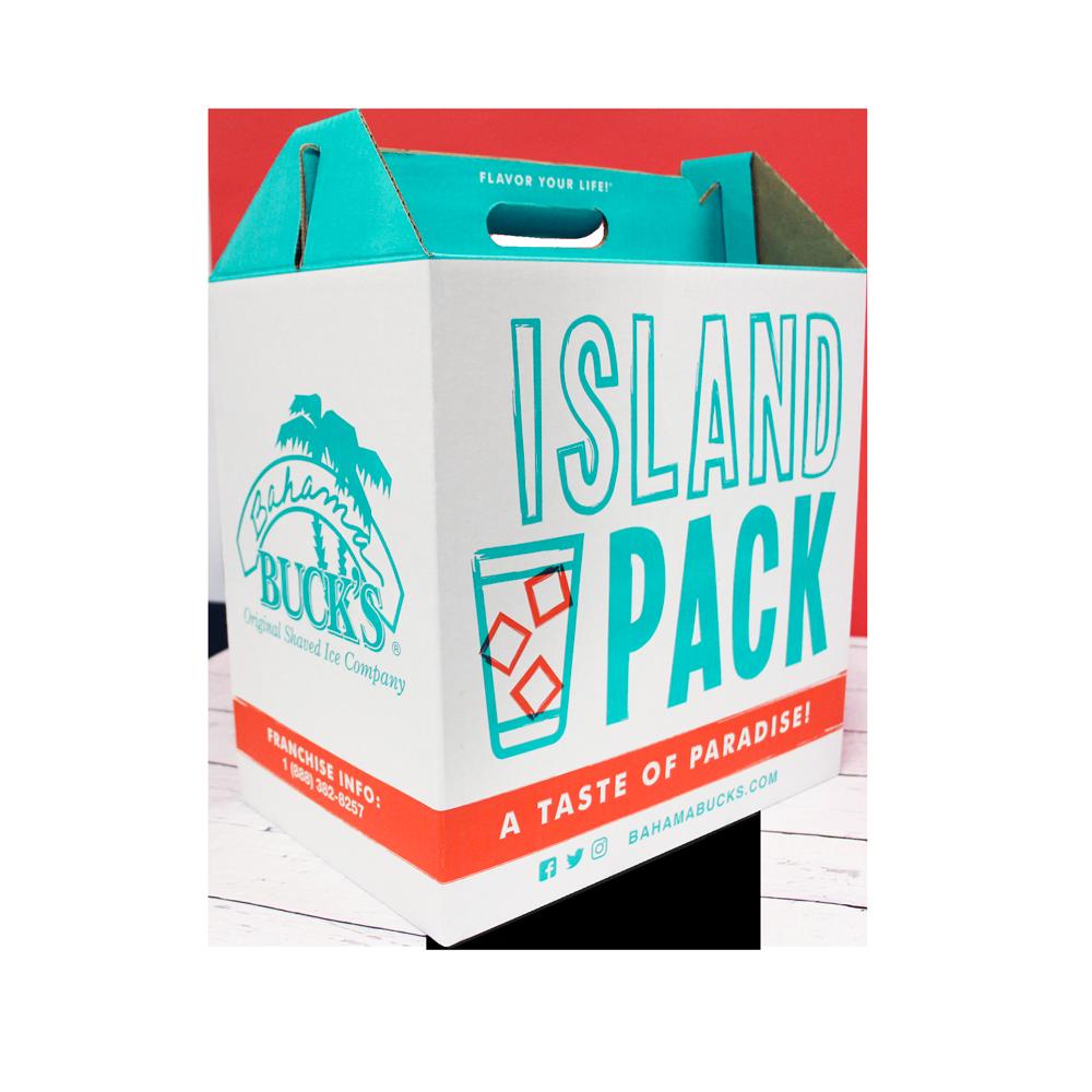 Bahama-Bucks-Island-Pack-Catering-Fruit-Smoothies